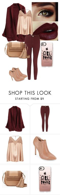 """""""Sin título #61"""" by roro17io on Polyvore featuring moda, Miss Selfridge, River Island, Halston Heritage, Kate Spade, Casetify y plus size clothing"""