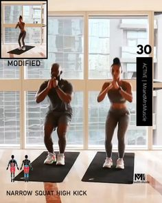 Exercise to lose weight fast, Do you will find your self repeating exactly the same exercises through your primary workout? Fitness Workouts, Full Body Hiit Workout, Gym Workout Videos, Fitness Workout For Women, Sport Fitness, Fitness Routines, Body Fitness, At Home Workouts, Butt Workouts
