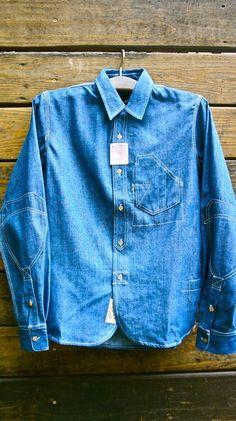 - Vintage Work style Shirt: