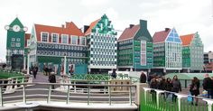 If you want to see more places in Holland besides Amsterdam, but you don't have much time, then Zaandam is a nice option. To be honest, Amsterdam locals love Zaandam because, well, they have Primark. But ...