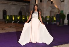 Fresh Off Her Wimbledon Win Serena Williams Decided To Slay At Her Championship Dinner - http://urbangyal.com/fresh-off-her-wimbledon-win-serena-williams-decided-to-slay-at-her-championship-dinner/
