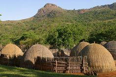 Traditional Architecture - Swaziland | Flickr - Photo Sharing!