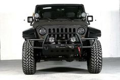 Jeep Wrangler bumpers | Photo of Front Bumper of 2013 Jeep Wrangler Unlimited (24S Pkg)
