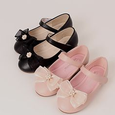 Girls' Shoes Dress Casual Comfort Round Toe Leather Flats Shoes More Colors Available 5161677 2016 – $30.99