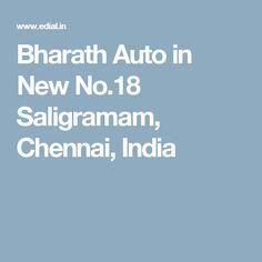 Bharath Auto in New No.18 Saligramam, Chennai, India