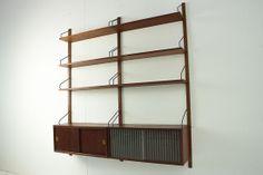 Poul Cadovius Royal System  #hedenverleden.nl #vintage #retro #Design #MCM #midcenturydesign