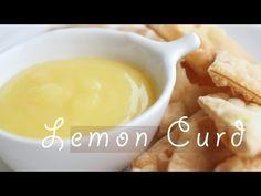 Lemon Curd Recipe