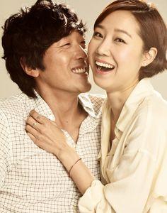 Gong Hyo Jin & Ha Jong Woo