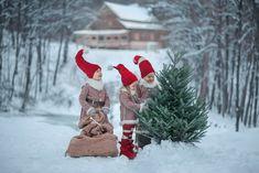Нордическое Рождество, Рождественский Снеговик, Рождественские Открытки, Рождественские Украшения, Рождество, Рождественские Украшения, Праздничные Фотографии, Дети Цветов, Снег