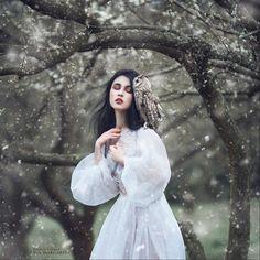 Photo ghostly beauty by Margarita Kareva on 500px