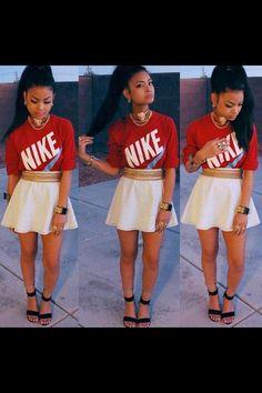 So cute #Nike