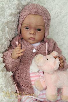 Виктория. Кукла реборн Наталии Сомовой / Куклы Реборн Беби - фото, изготовление своими руками. Reborn Baby doll - оцените мастерство / Бэйби...