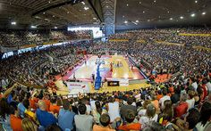 Coliseum A Coruña: La sede la Copa del Rey