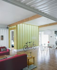 Shipping Containers Being Used Everywhere for Everything : TreeHugger