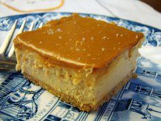 Krista's Kitchen: Dulce de Leche Cheesecake Bars