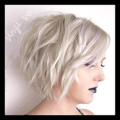 40 Short Shag Hairstyles That You Simply Can't Miss | WomanAdvise - WOMANADVISE.COM