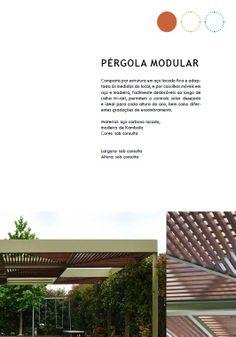 Pérgola by Raul Sousa Cardoso