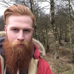 The Disadvantages Of Using Beard Oil Side Effects And Risks Here Are The Best B. - Care - Skin care , beauty ideas and skin care tips Hot Ginger Men, Ginger Beard, Ginger Hair, Best Beard Growth Oil, Best Beard Oil, Hair Growth Tips In Tamil, Red Beard, Red Hair Don't Care, Look Man
