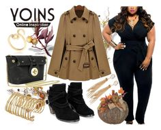 """""""Yoins inspired Fall Fashion"""" by gabriele-bernhard ❤ liked on Polyvore featuring Harvest, yoins and yoinscollection"""
