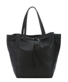 Celineblack calfskin medium  Phantom  tote bag Top Designer Brands 6b6aded2c92d1