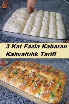 Snack Recipes, Dessert Recipes, Cooking Recipes, Healthy Recipes, Tasty, Yummy Food, Turkish Recipes, Food Preparation, Brunch