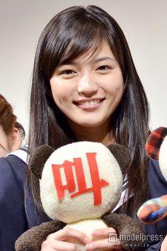 (画像1/15) 川口春奈に共演者が興奮「本当に可愛い」