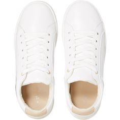 best sneakers 56259 f4e01 White Colour Shoes, White Shoes, Lace Up Shoes, Lace Sneakers, White  Sneakers, Side Panels, White Lace, Trainers, Sole, Off White Shoes, White  Tennis Shoes, ...