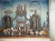what does the inside of a dollhouse castle look like - Google Search