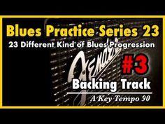 [Blues Practice Series Backing Track] - Blues Key : A Tempo : 80 Time Signature : Medium Shuffle Electric Guitar Rhythm, Organ Back. Kind Of Blue, Backing Tracks, Rhythm And Blues, Soloing, Sheet Music, Medium, Youtube, Guitar, Studying