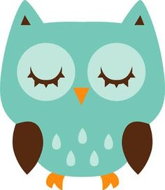 free download sleeping owl clipart for your creation baby showers rh pinterest com