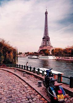 France│Francia - Torre Eiffel- #France