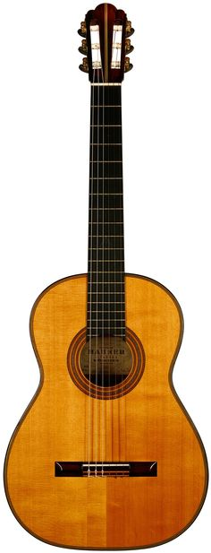 1976 Hermann Hauser II, guitar of my dreams
