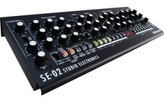 SE-02: Analog Synthesizer - Vintage Sound. Unexpected Power.