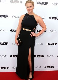 Amy Schumer glamour real woman