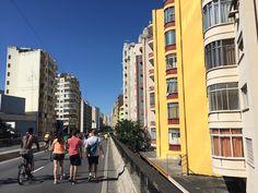 Minhocão - São Paulo, Brasil