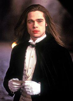 brad pitt interview with a vampire | Brad Pitt: Movie Hair Dos and Don'ts | Photo 4 of 18 | EW.com