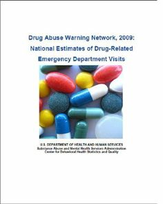 Drug Abuse Warning Network, 2009: National Estimates of Drug-Related Emergency Department Visits by Substance Abuse and Mental Health Services Administration. $6.99. 135 pages Substance Abuse Treatment, Mental Health Services, Emergency Department, Human Services, The Help, Kindle, Store, Watch