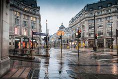 空的伦敦。ROBERT TIMOTHY   PHOTOGRAPHER - EMPTY LONDON