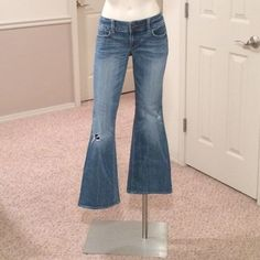 American eagle artist jean Artist fit jean. 28 1/2 inch inseam American Eagle Outfitters Jeans