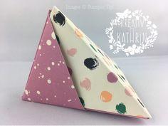 Dreieck-Origami-Box - kathrin-kachlers Webseite!