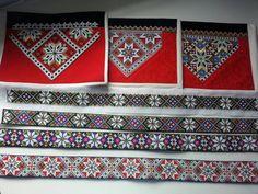Perle Belter og Bringeduker Made by Inger Johanne Wilde Folk Costume, Norway, Vikings, Quilts, Blanket, Rugs, Crafts, Beadwork, Ethnic