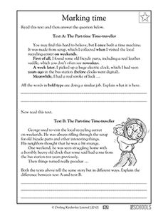 In this set of reading and writing worksheets, your children will first read two short stories for mechanics, then draw and label a diagram about those stories, answer prompts to create their own story, and finish by writing a complete story!