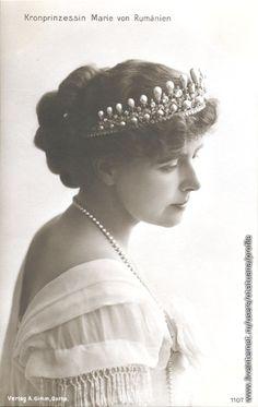 Принцесса Королева Румынии, Мария