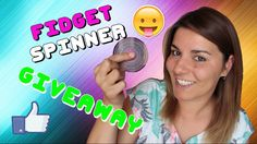 FIDGET SPINNER TRICKS & GIVEAWAY | Sissy's Creations