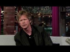 David Letterman - Dana Carvey Does Charlie Sheen