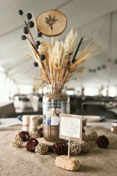 Western wedding table decorations wedding decorating wedding art country wedding centerpieces country western theme weddings be a fun one to junglespirit Choice Image