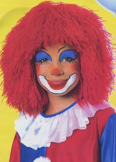 pictures of clown makeup | Clown makeup ideas for women1 - Anny Imagenes!