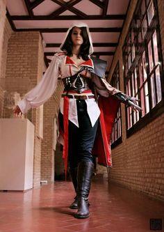Assassins creed cosplay by YumeLujury.deviantart.com on @DeviantArt