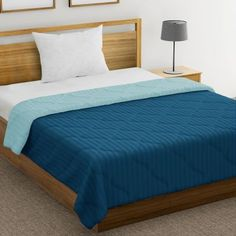 Order Comforters online from WoodenStreet in India#comforters #bedcomforters #comfortersonline #cottoncomforters #accomforters #summercomforters #bestcomforters Cool Comforters, Comforters Online, Wooden Street, Buy Bed, Cotton Bedding, Double Beds, Comforter Sets, Bed Sheets, Home Furnishings