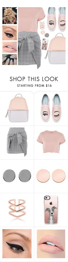 """""""August Bug"""" by itsatra ❤ liked on Polyvore featuring Calvin Klein, Chiara Ferragni, Nasty Gal, Topshop, Trina Turk, Thomas Sabo, Beauty Secrets, Casetify, LORAC and Jouer"""